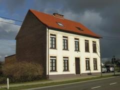 Classicistisch burgerhuis
