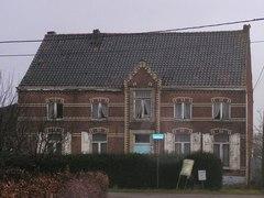 Boerenburgerhuis gedateerd 1728