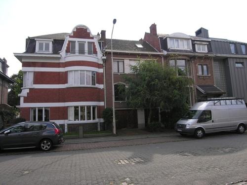Antwerpen Hof ter Schriecklaan Straatbeeld