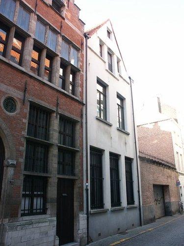 Antwerpen Heilige Geeststraat 8