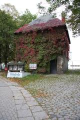 Vaubantoren en waterzuiveringsstation