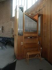 Orgel kerk Onze-Lieve-Vrouw-Onbevlekt-Ontvangen (wijk De Tassche)