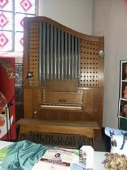 Orgel kerk Sint-Amandus & Sint-Lucia