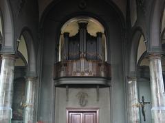 Orgel parochiekerk Sint-Petrus en Sint-Catharina