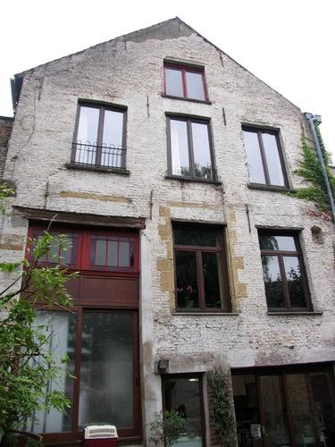 Oudenaarde Einestraat 17 achtergevel