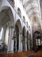 Oudenaarde Sint-Walburgastraat zonder nummer Sint-Walburgakerk (https://id.erfgoed.net/afbeeldingen/158976)