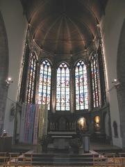 Oudenaarde Sint-Walburgastraat zonder nummer Sint-Walburgakerk (https://id.erfgoed.net/afbeeldingen/158977)