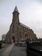 Parochiekerk Sint-Rickier, Bredene-Dorp