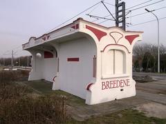 Tramstatie Station Breedene