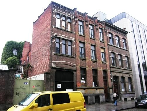 Antwerpen Ploegstraat 25-27