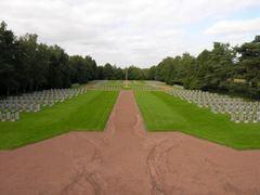 Belgische militaire begraafplaats Veltem-Beisem