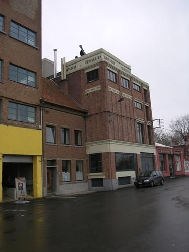 Ieper Westkaai  6A Fabriek