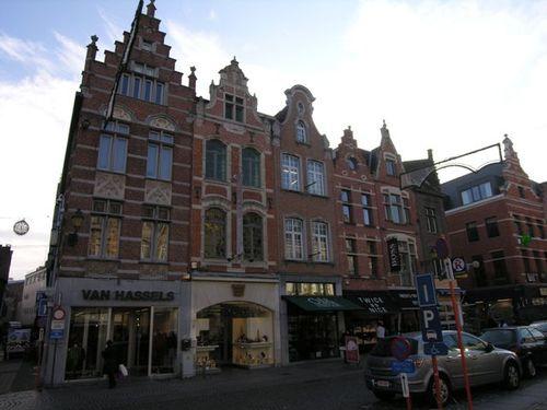 Mechelen IJzerenleen 13-23