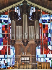 Orgel kerk Sint-Aldegondis