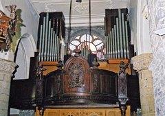 Orgel kerk Sint-Brixius