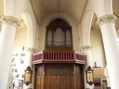 Orgel kerk Sint-Amandus
