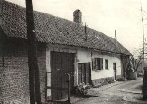 Dilbeek Sint-Martens-Bodegem Dorpstraat 11