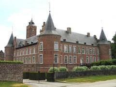 Landcommanderij Alden Biesen en rentmeesterswoning