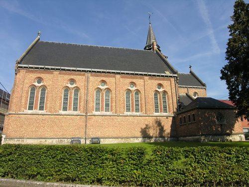 Dilbeek Sint-Gertrudiskerk zonder nummer