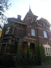 Villa Eylenbosch met tuin