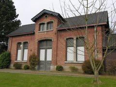 Bijgebouwen kasteel Steenpoel