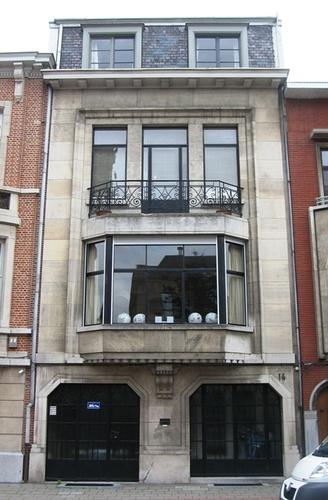 Antwerpen Doornelei 14
