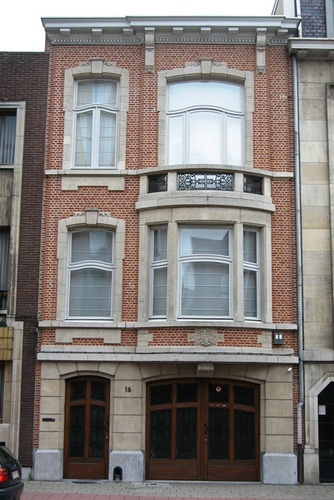 Antwerpen Doornelei 16