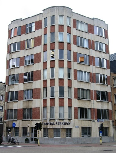 Antwerpen Doornelei 2