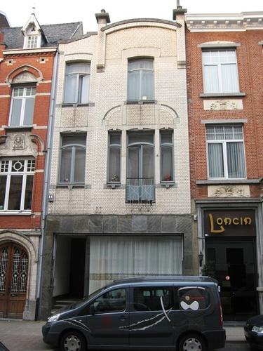 Antwerpen Markgravelei 125