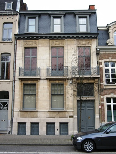 Antwerpen Markgravelei 75