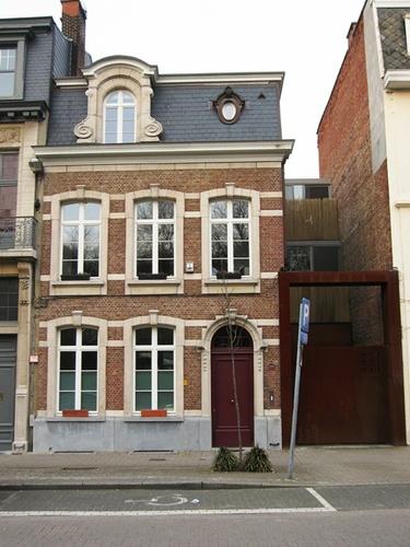 Antwerpen Markgravelei 77