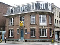 Burgerhuis in art-decostijl
