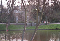 Leopoldpark - pergola