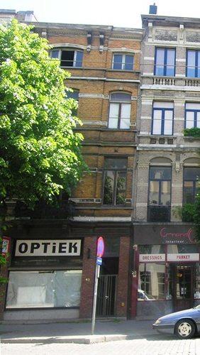 Antwerpen Volkstraat 43