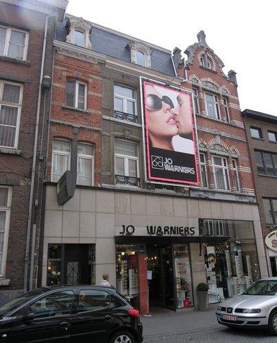 Sint-Truiden Stapelstraat 8-10-12