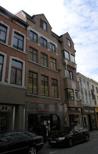 Sint-Truiden Stapelstraat 32-34