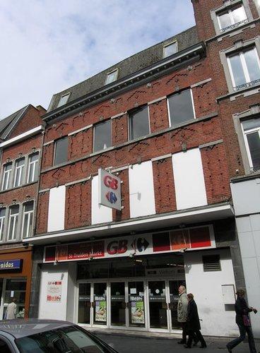 Sint-Truiden Grote Markt 29 - zijde Stapelplaats
