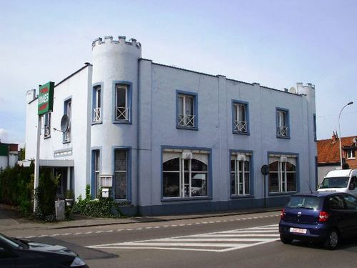 Antwerpen Kapelsesteenweg 535