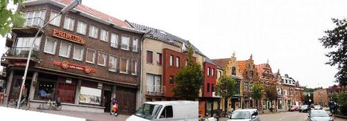Antwerpen Markt straatbeeld