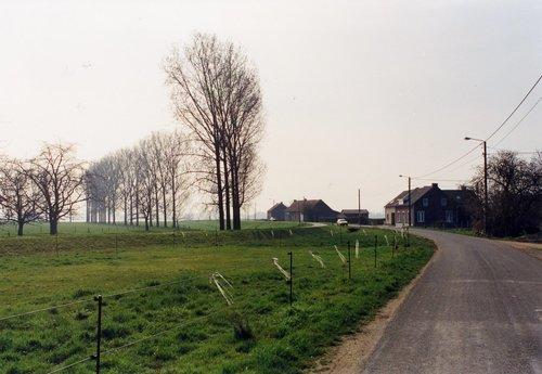 Dilsen-Stokkem Boyen winterdijk
