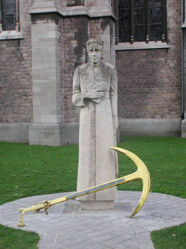 Sint-Petrus en Paulusplein z.nr. beeld
