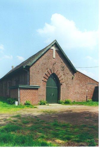 Hamont-Achel De Kluis 1 Barakkenkapel