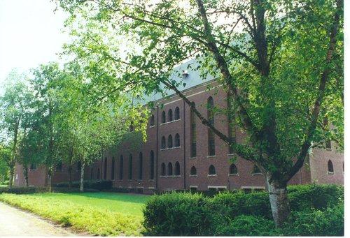 Hamont-Achel De Kluis 1 Scriptorium bibliotheek