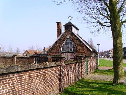 Antwerpen Driehoekstraat zonder nummer