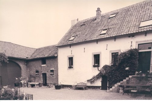 Heers Batsheersstraat 35 Stal en woonhuis