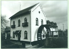 Watermolen en molenhuis