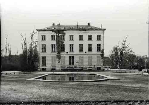 Antwerpen Te Boelaerpark kasteel