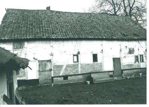 Diepenbeek Grendelbaan 120 Achtergevel woonhuis