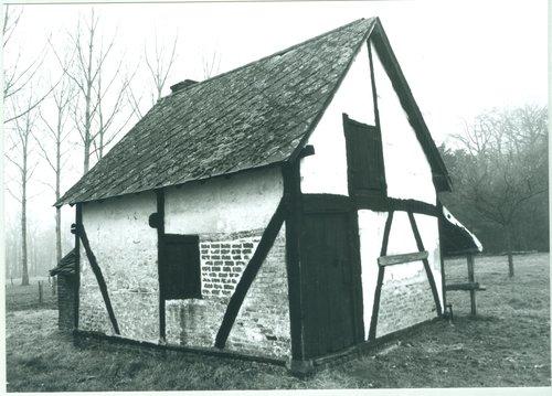 Diepenbeek Hoog Keizel 48-50 bakhuis