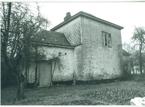 Diepenbeek Hoog Keizel 48-50 achterzijde jachtpaviljoen